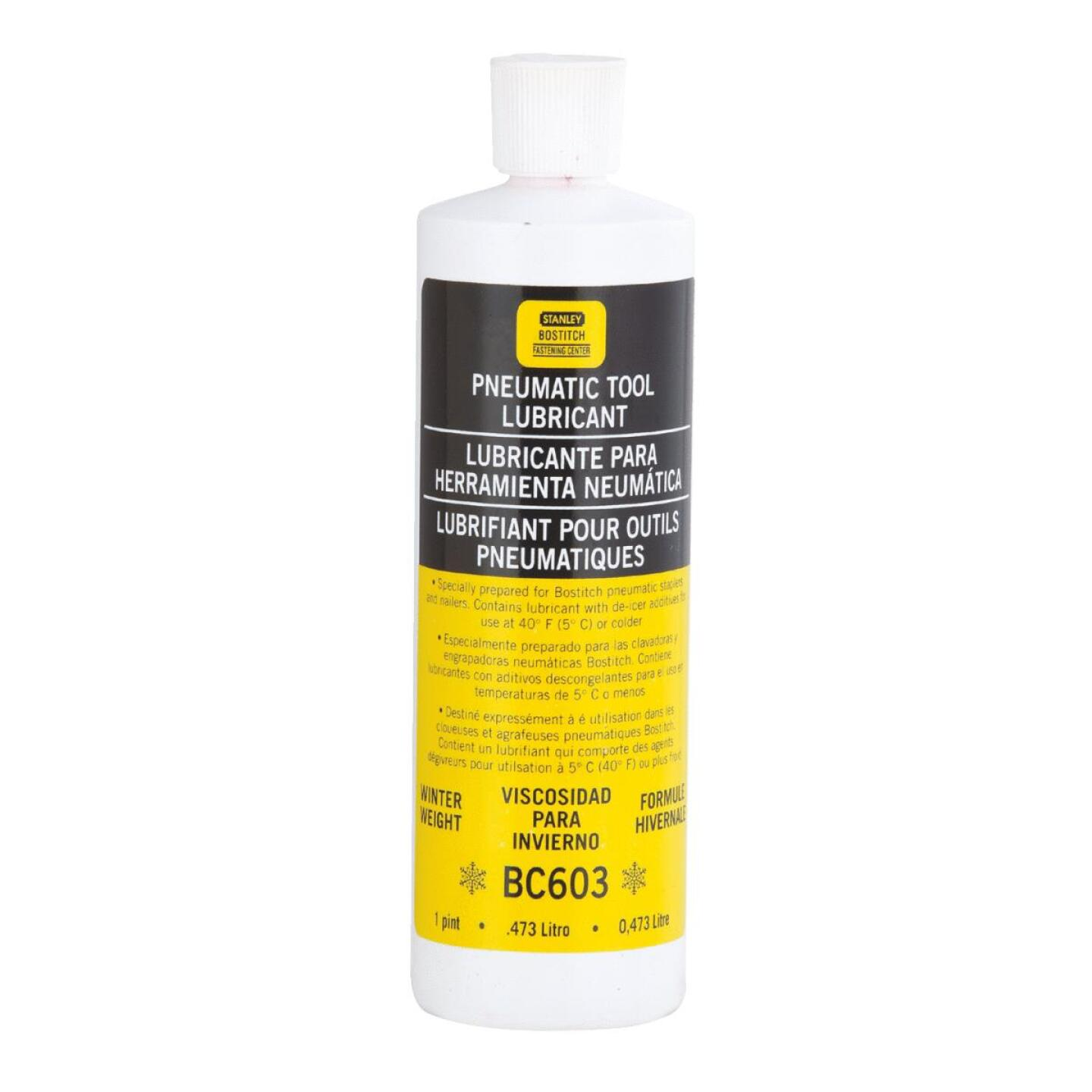 Bostitch 4 Oz. Winter Pneumatic Air Tool Oil Image 1