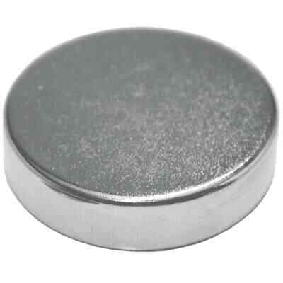 Master Magnetics .709 In. Neodymium Disc Magnet (3-Pack)