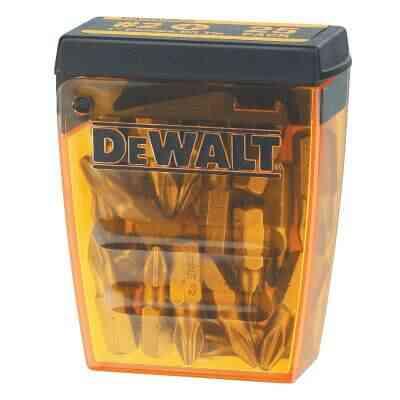 DeWalt #2 Phillips 1 In. Insert Screwdriver Bit (25-Pack)