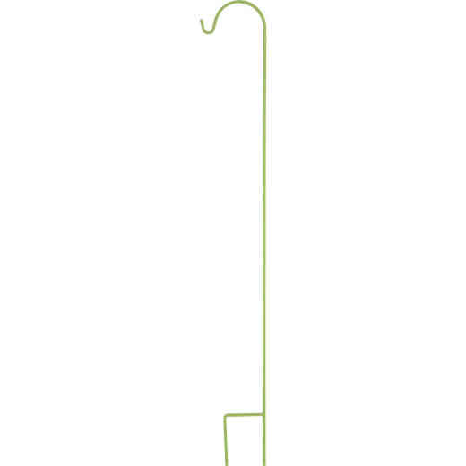 American GardenWorks UrbanGarden 90 In. Leafy Romaine Single Hanger Shepherd Hook